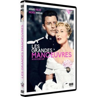 Les grandes manœuvres DVD