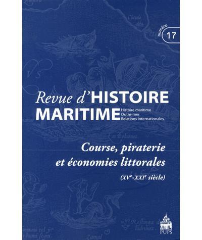 Course piraterie et economies littorales 15e 21e siecle