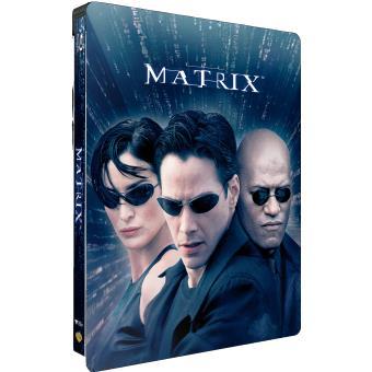 MatrixMatrix - Steelbook Blu Ray, Edition limitée