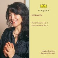 Beethoven : Piano Concertos numbers 1 & 2