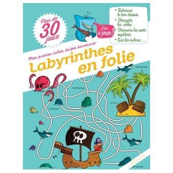 Labyrinthes en folie