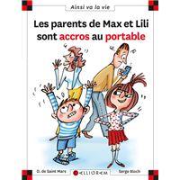 Les parents de Max et Lili sont accros au portable