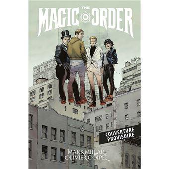 The Magic OrderThe Magic Order
