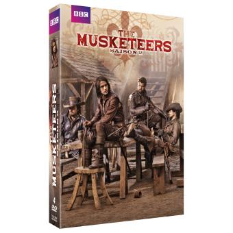 The MusketeersMUSKETEERS S2-4DVD-FR