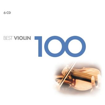 100 BEST VIOLIN/6CD
