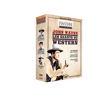 Coffret John Wayne DVD