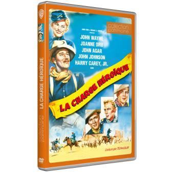 La Charge héroïque - DVD