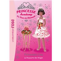 Princesse Academy 51 - Princesse Lisa au Royaume des Neiges
