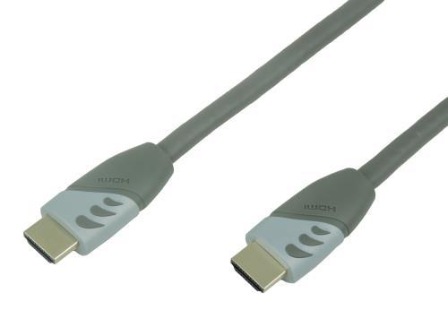 Câble Temium HDMI 2.0 4K 2 m Or