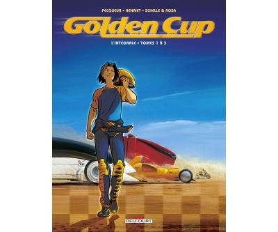 Golden Cup - Intégrale T01 à