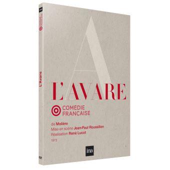 L'Avare DVD