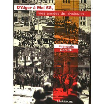 D'Alger à mai 68