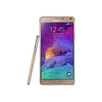 Samsung GALAXY Note 4 - SM-N910F - goud - 4G HSPA+ - 32 GB - GSM - Android smartphone