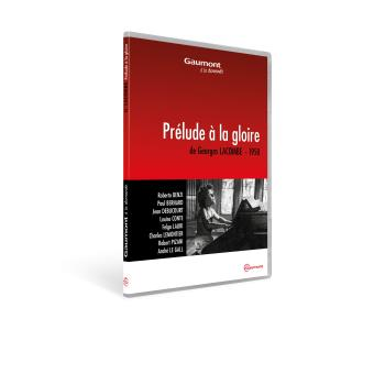 Prélude à la gloire DVD