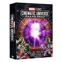 Coffret Marvel Studios Cinematic Universe Phase 2 DVD