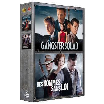 Gangster Squad - Des hommes sans loi Coffret 2 DVD