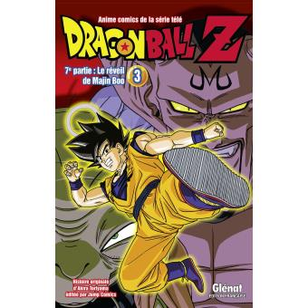 Dragon ball z le r veil de majin boo tome 03 dragon - Tout les image de dragon ball z ...