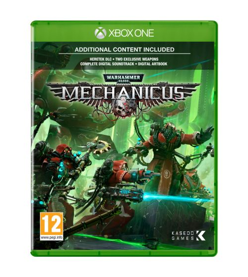 Warhammer 40000 : Mechanicus Xbox One
