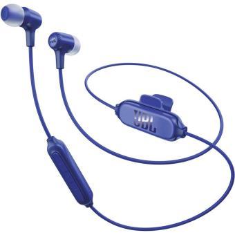 5 Sur Casque Intra Auriculaire Jbl E25 Bluetooth Bleu Casque