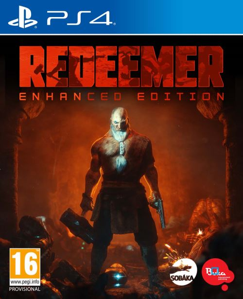 Redeemer Enhanced Edition PS4