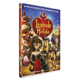La Légende de Manolo DVD