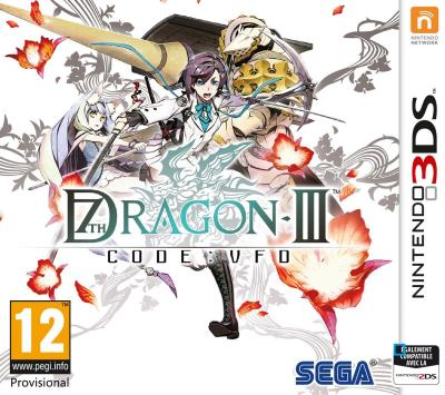 7th Dragon III Code : VFD 3DS