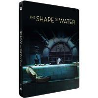 La Forme de l'eau Steelbook Edition Limitée Blu-ray