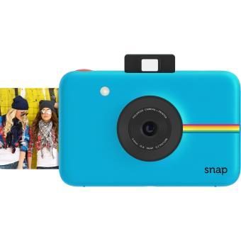 646954a0e5284a Pack Polaroid Snap Numérique Instantané Bleu + 10 Feuilles ...