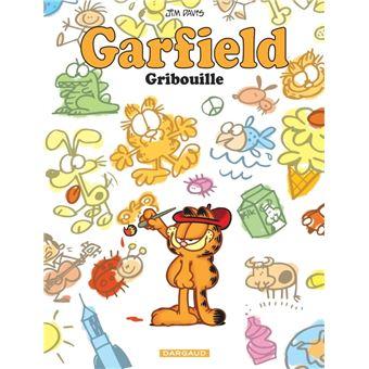 GarfieldGarfield - Garfield Gribouille