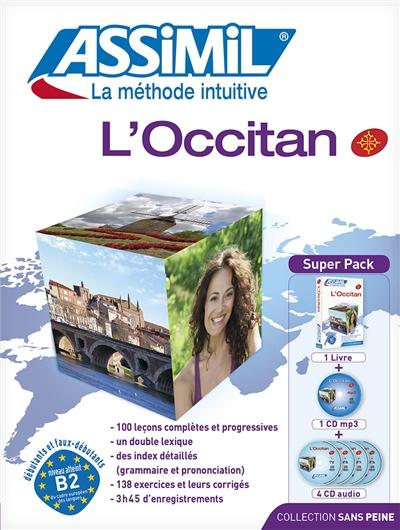Superpack Occitan Sans Peine