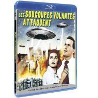 Les Soucoupes volantes attaquent - Blu-Ray