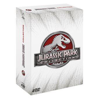 Jurassic ParkJurassic Park L'intégrale Coffret  DVD
