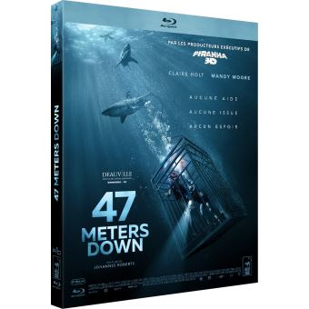47 Meters Down Blu-ray