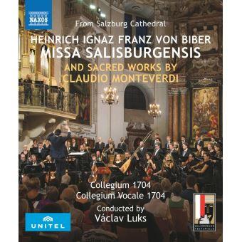 MISSA SALISBURGENSIS/BLURAY