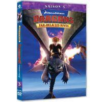 Dragons : par-delà les rives Saison 3 DVD