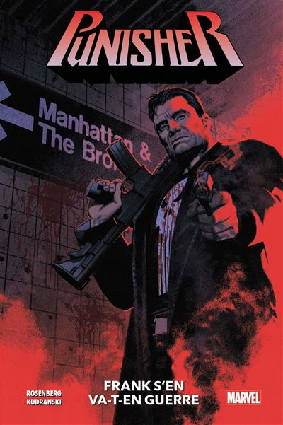 Punisher T01 : Frank s'en va-t-en guerre