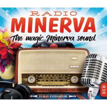 Radio minerva-Magic minerva sound/3CD