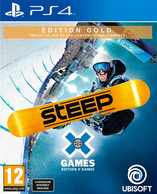Steep X-Games Edition Gold PS4