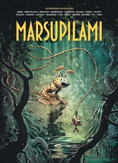 Des histoires courtes du Marsupilami