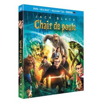 Chair de poule Combo Blu-ray 3D + 2D