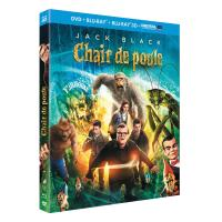 Chair de poule Combo Blu-ray 3D + 2D