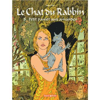 Le chat du RabbinPetits paniers aux amandes