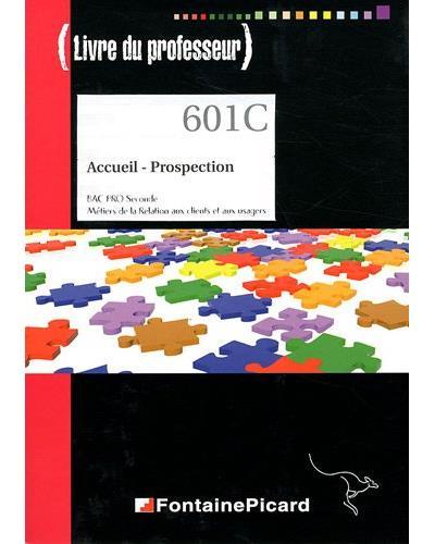 Accueil-prospection, 2nde Bac pro MRCU
