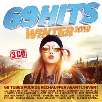 69 Hits Winter 2018 Coffret