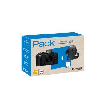 OLYMPUS E-M10 MII + 12-50MM + SD 8GB + BAG