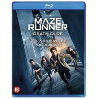 MAZE RUNNER: THE DEATH CURE-BIL-BLURAY