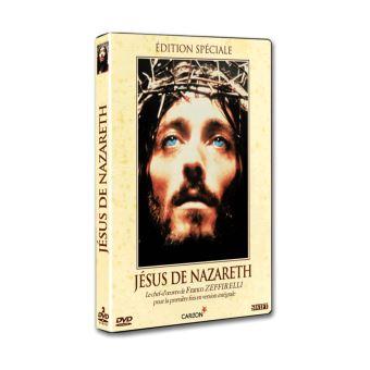 Jésus de NazarethJésus de Nazareth DVD