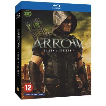 ArrowArrow saison 4