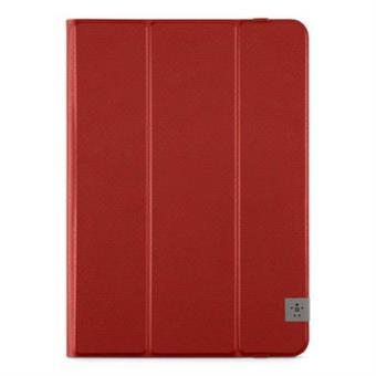 "Etui Folio Belkin Trifold 10"" Rouge pour iPad 9.7""(2017) et iPad Air/Air 2/Pro 9.7"""