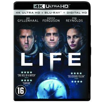 Life(2017) - Nl/Fr - Bluray 4K